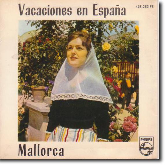 Agrupació Folklòrica Brot de Taronger, Vacaciones en España - Mallorca