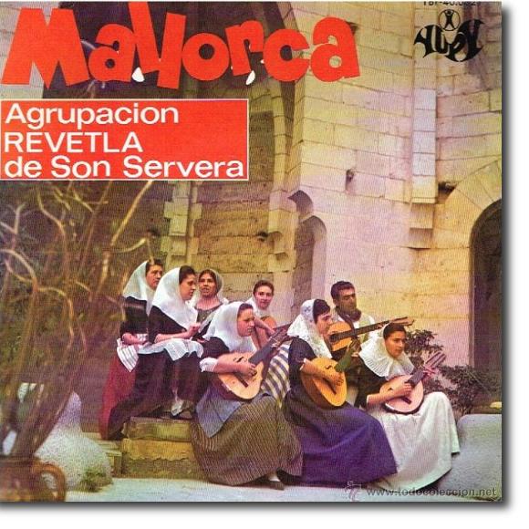 Agrupació Folklòrica Sa Revetla de Son Servera, Mallorca