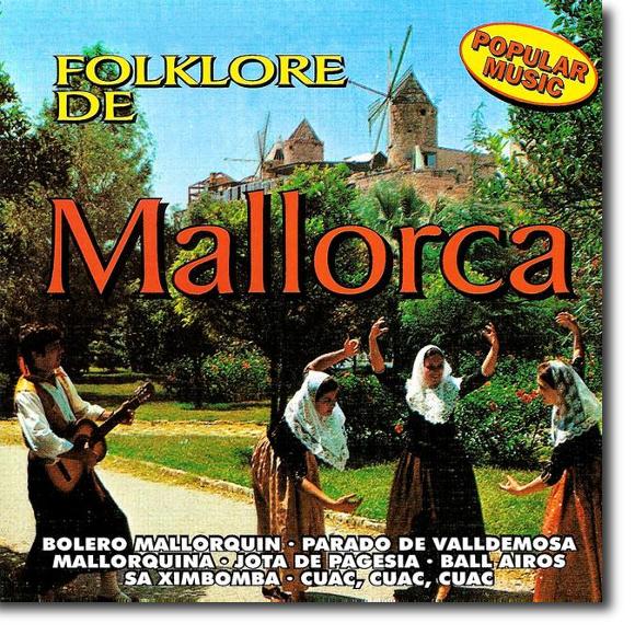 Agrupación Folklórica de Baleares, Folklore de Mallorca
