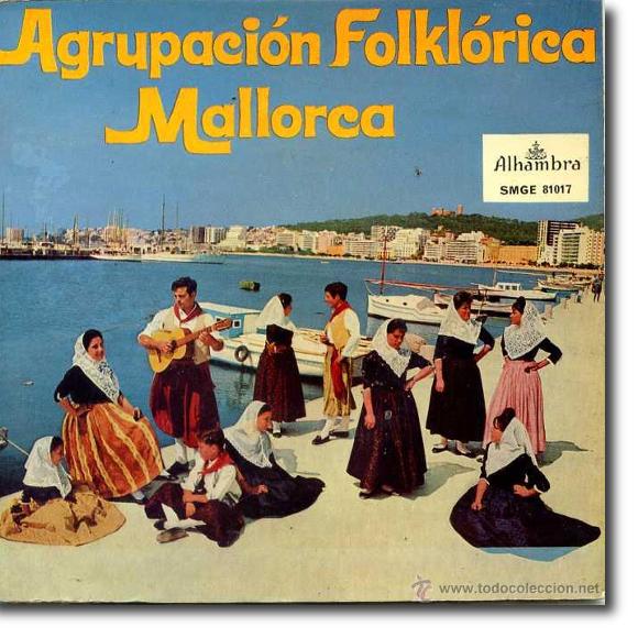 Agrupación Folklórica Mallorca, Agrupación Folklórica Mallorca