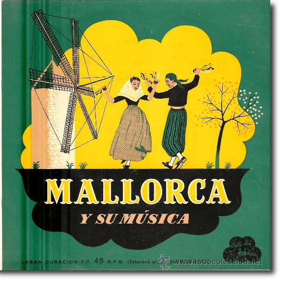 Dansadors de la Vall d'Or de Sóller, Mallorca y su música