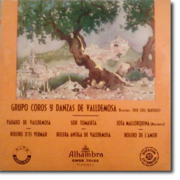 Grupo Coros y Danzas de Valldemossa, Grupo Coros y Danzas de Valldemossa