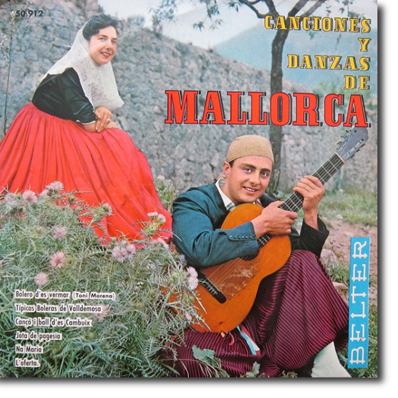 Agrupación El Parado de Valldemossa, Canciones y danzas de Mallorca