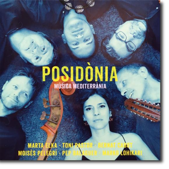 Posidònia Folk, Música mediterrània